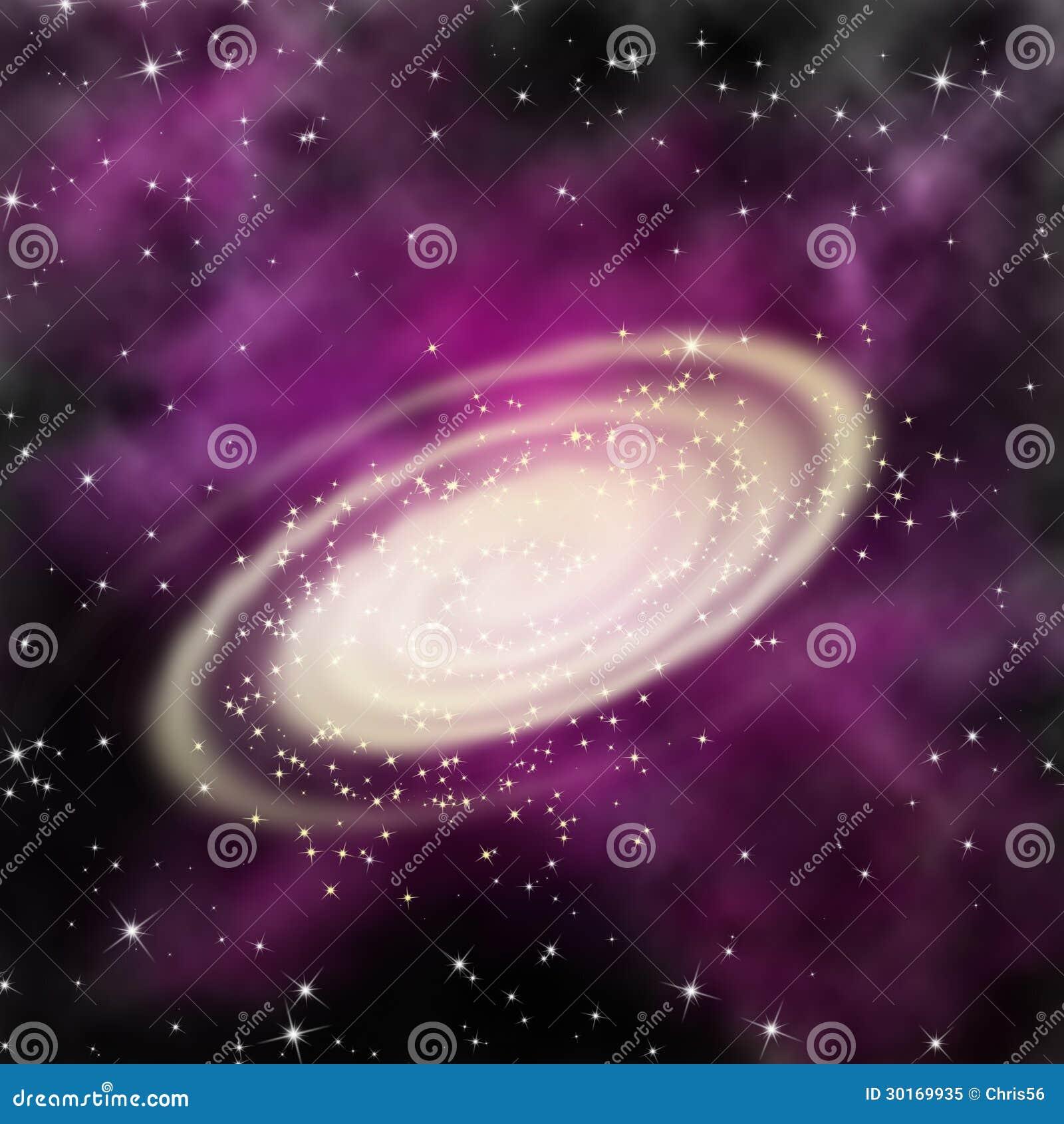 Mistiness stock illustration. Illustration of starry