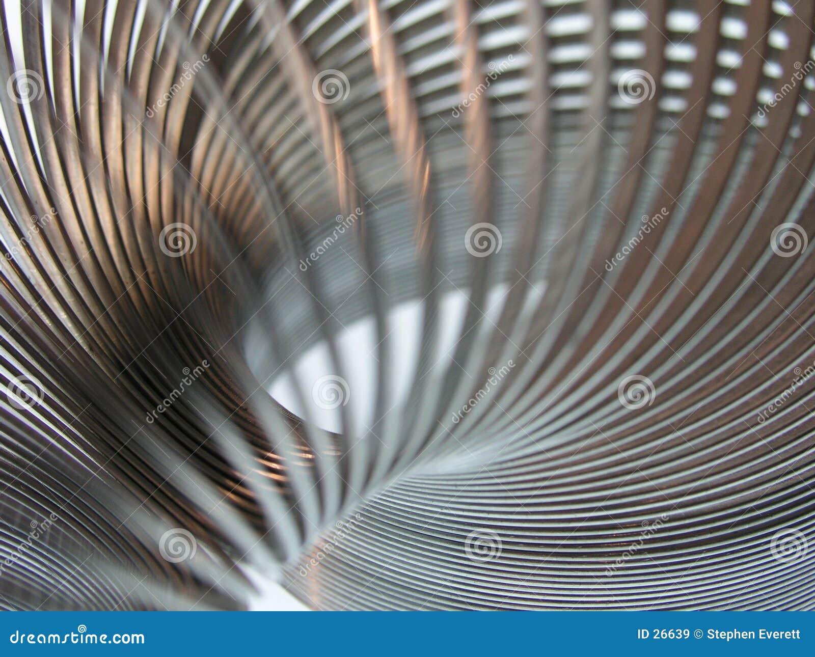 Spirala tło