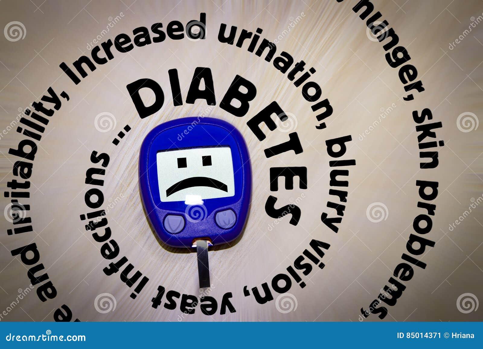diabète et symptômes de perte de poids