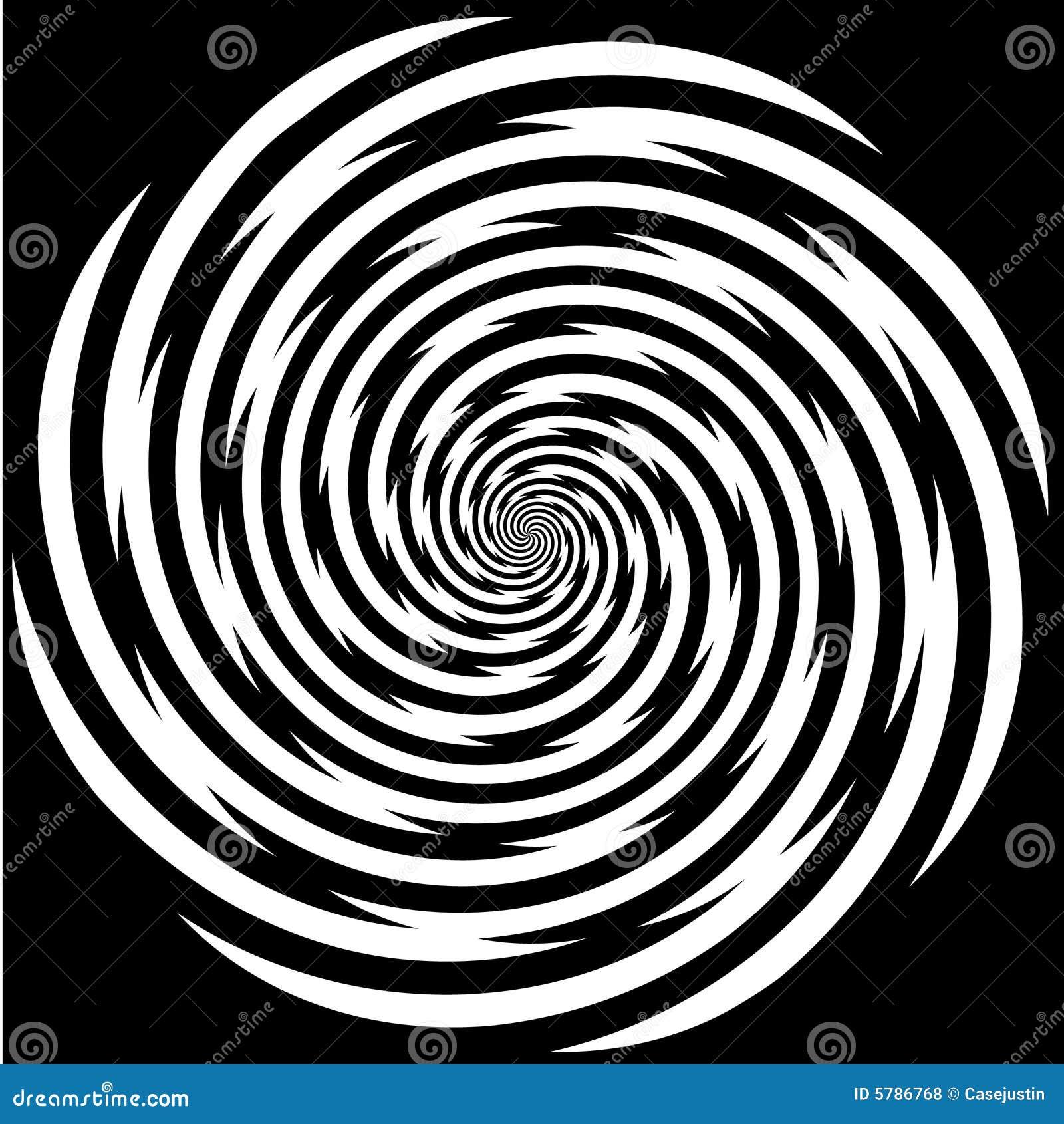 Spirale di ipnosi di +EPS