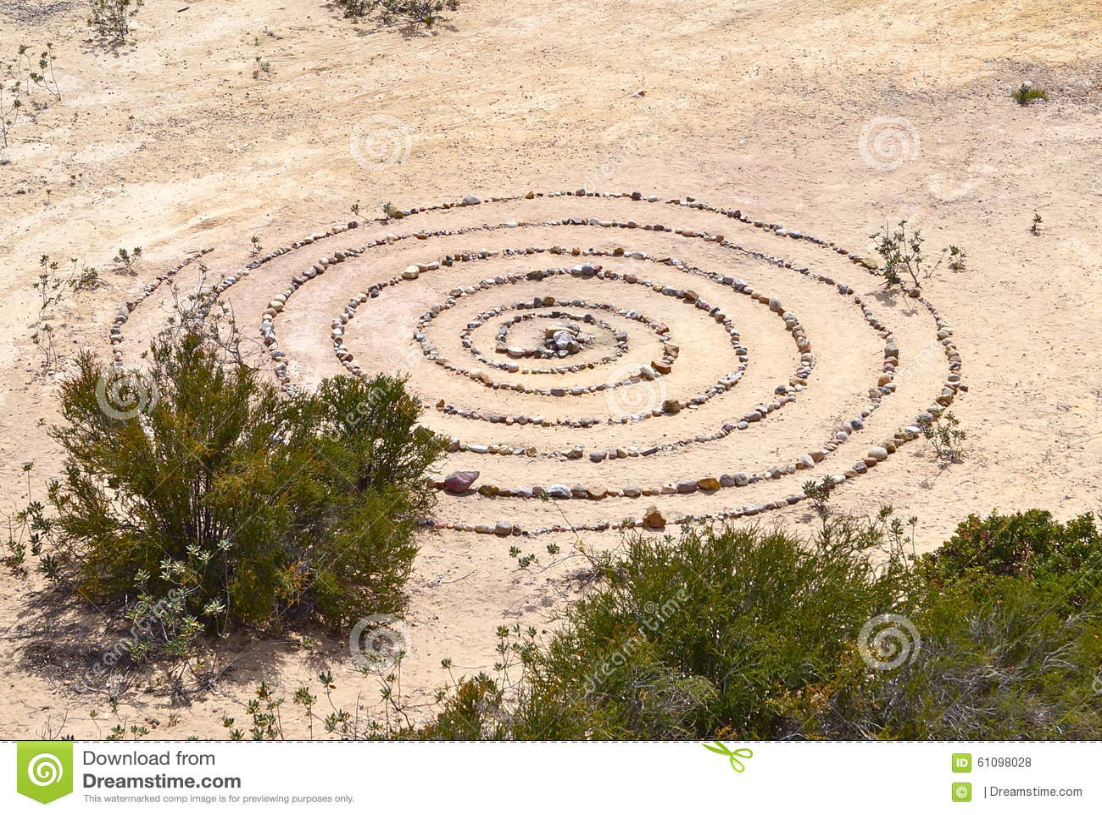 Spirale sacrée