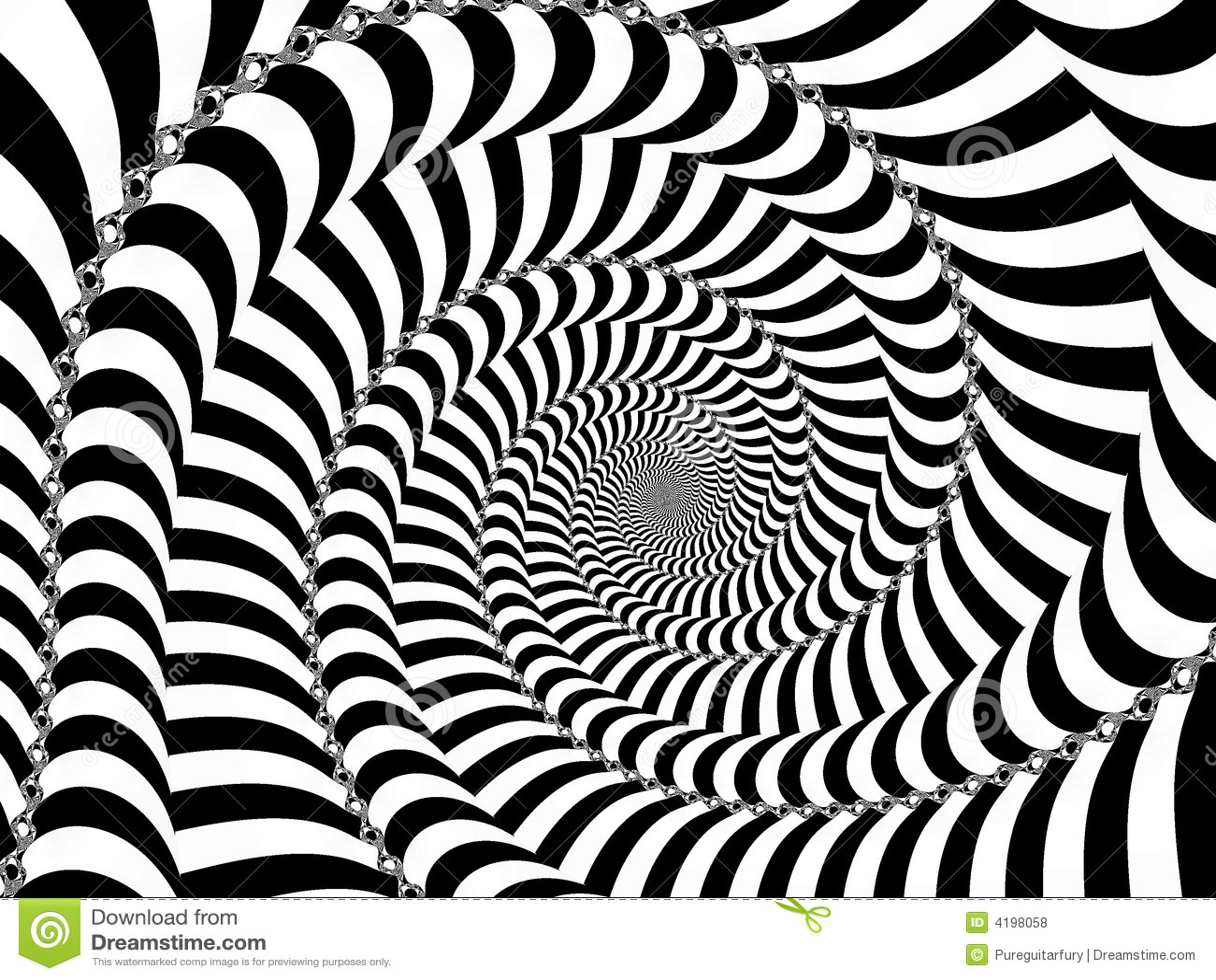 Spirale serrée