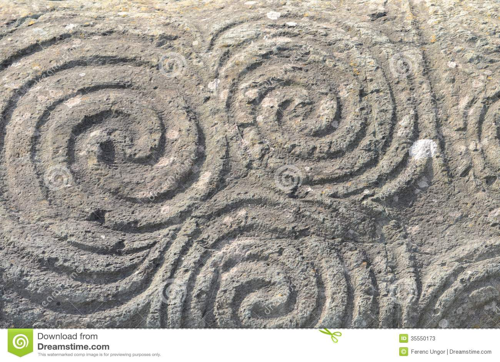 Spirale triple - Newgrange