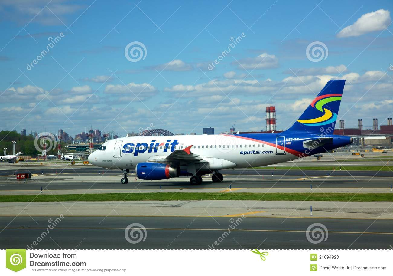 Spirit airlines editorial stock photo image 21094823 for Spirit airlines new york