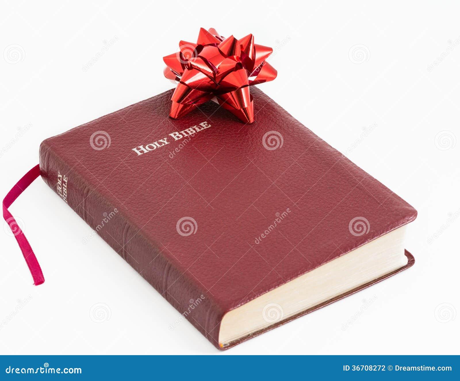 Spiritual Gift The Bible Word Of God As Valuable Present
