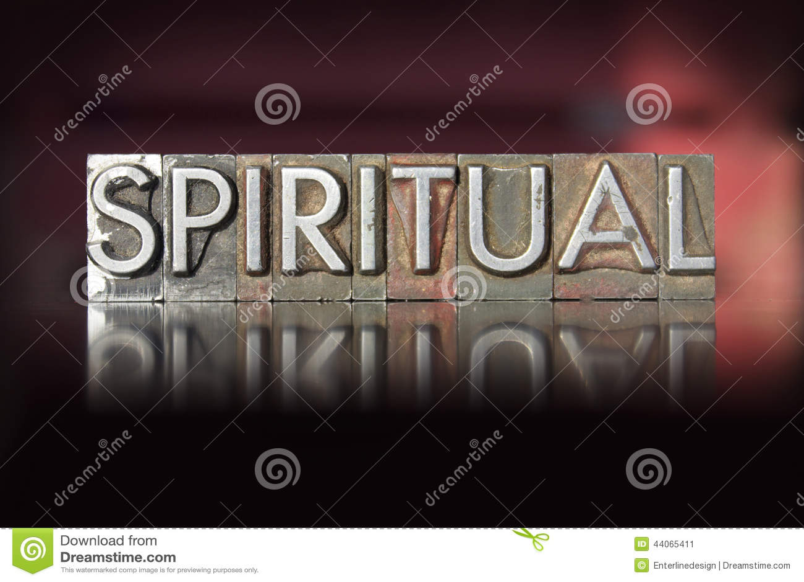 Spiritual Letterpress