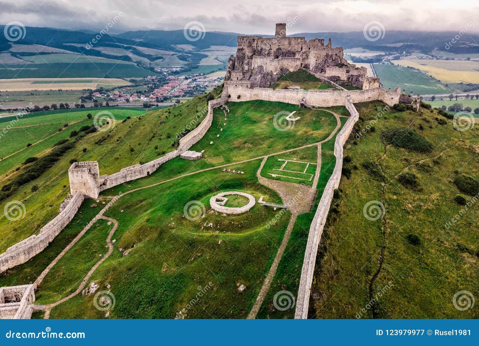 Spis-Schloss Slowakei