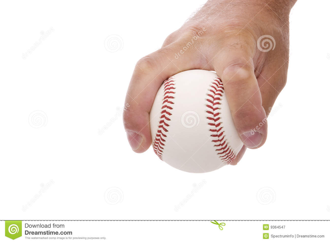 How to Grip a Fastball
