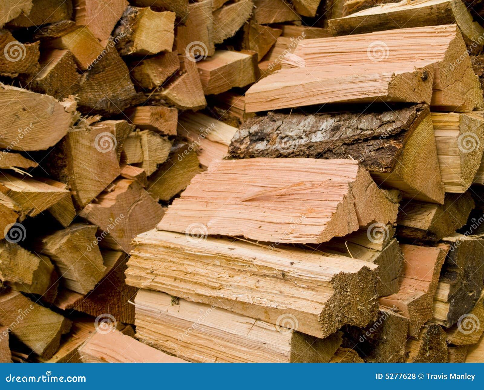 Split Wood Background stock photo. Image of pile, timber ...
