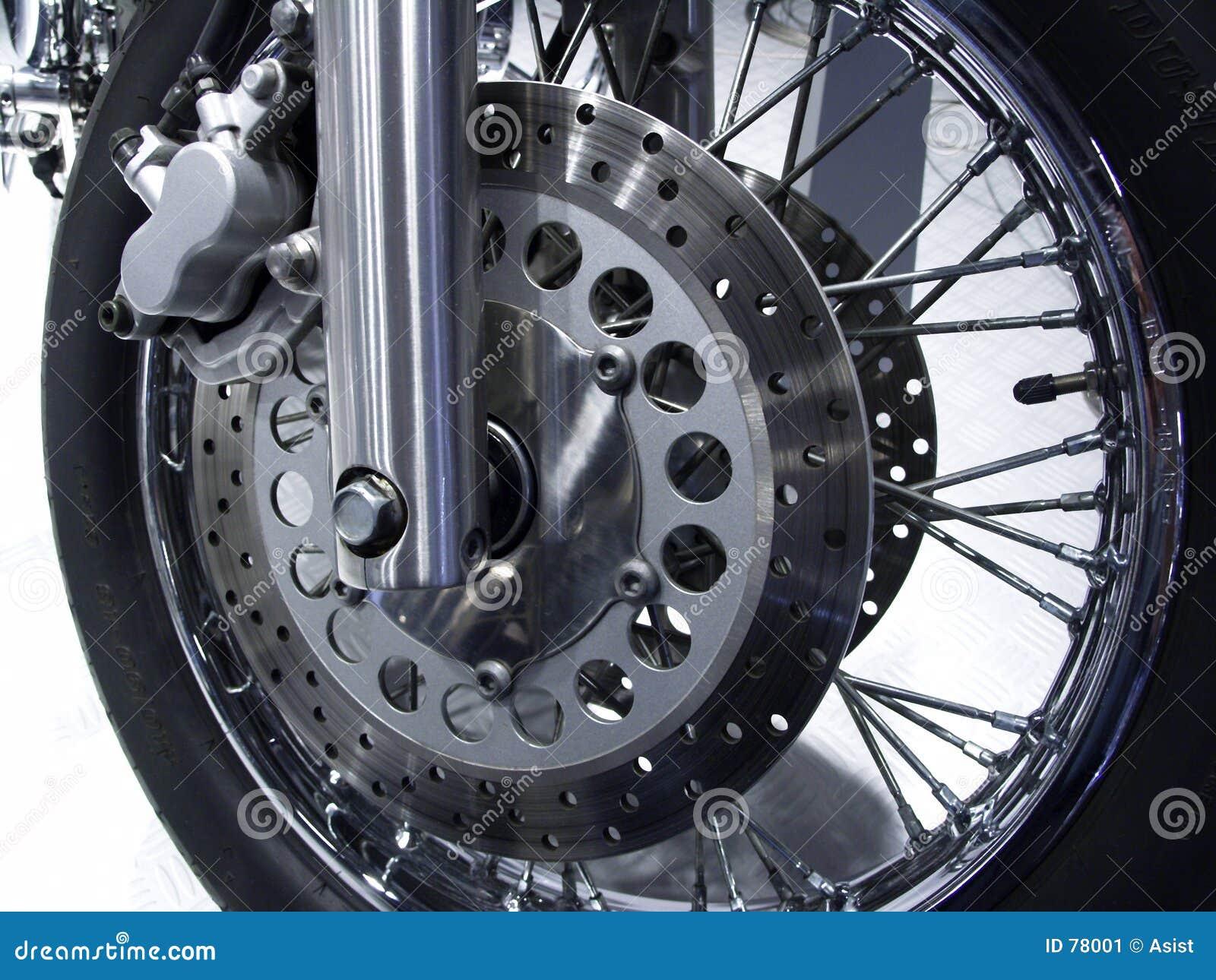 Spoked轮子