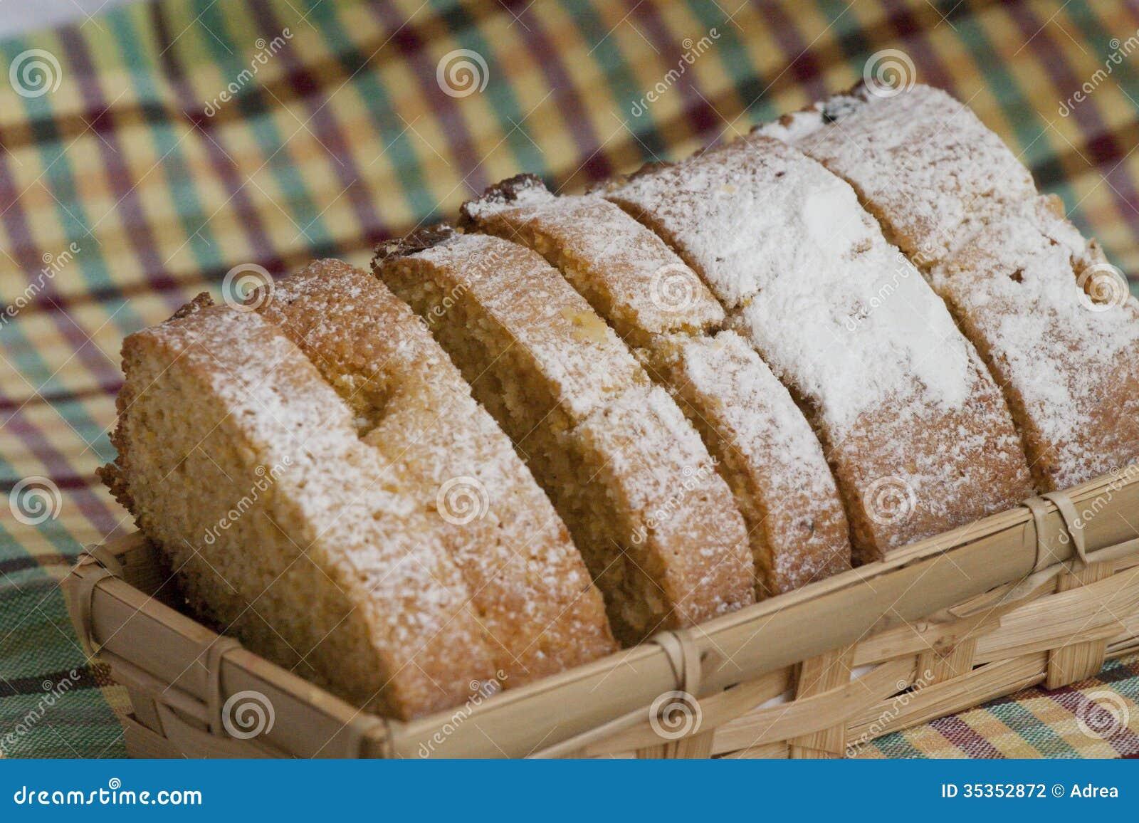 Sponge Cake Stock Photo Image Of Organic Dish Healthy