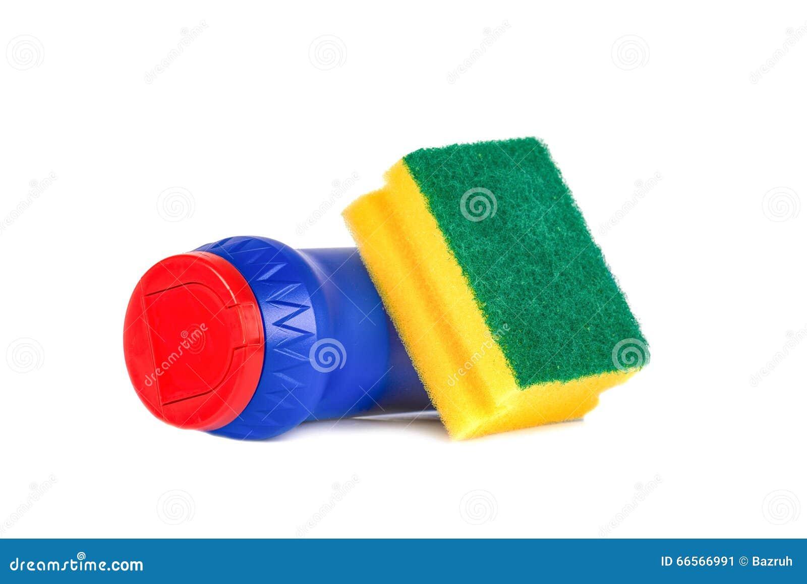 how to clean a stinky sponge