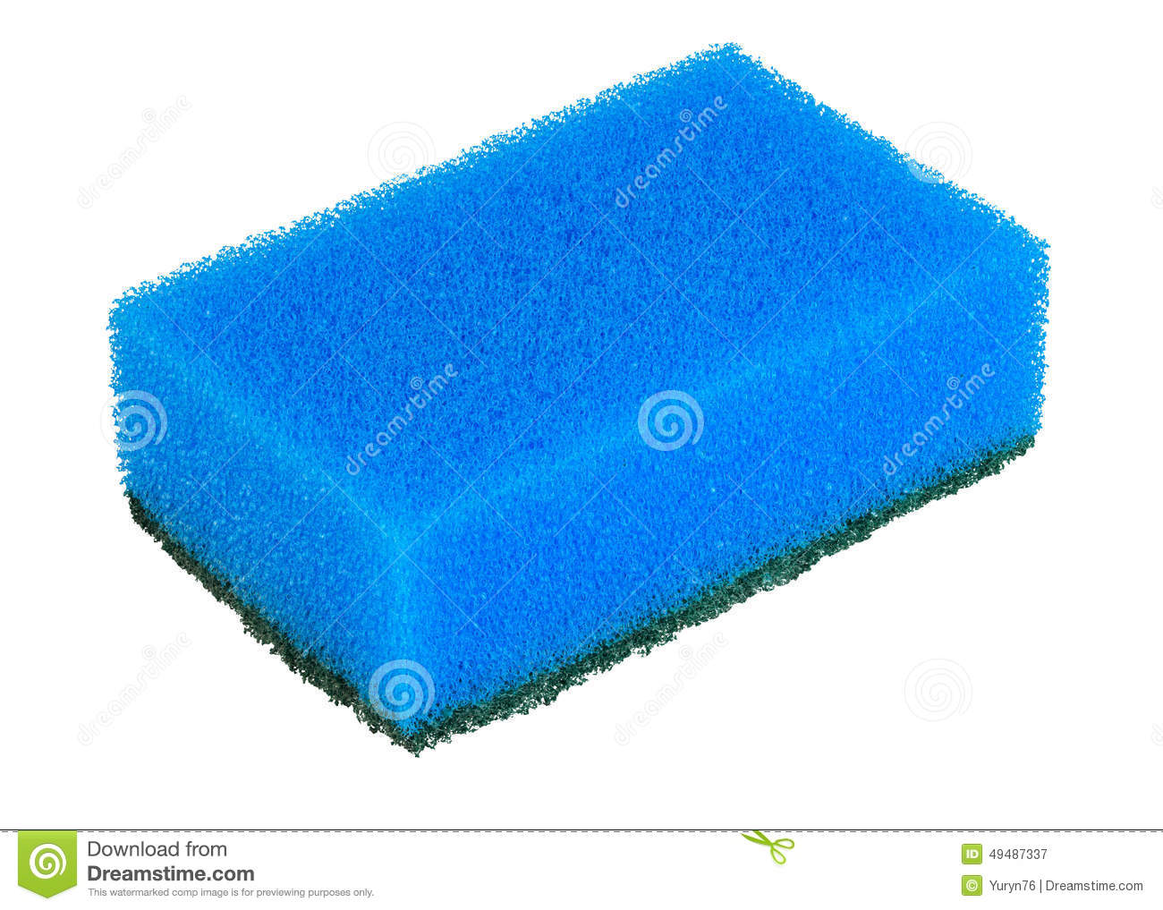 how to make a housework sponge