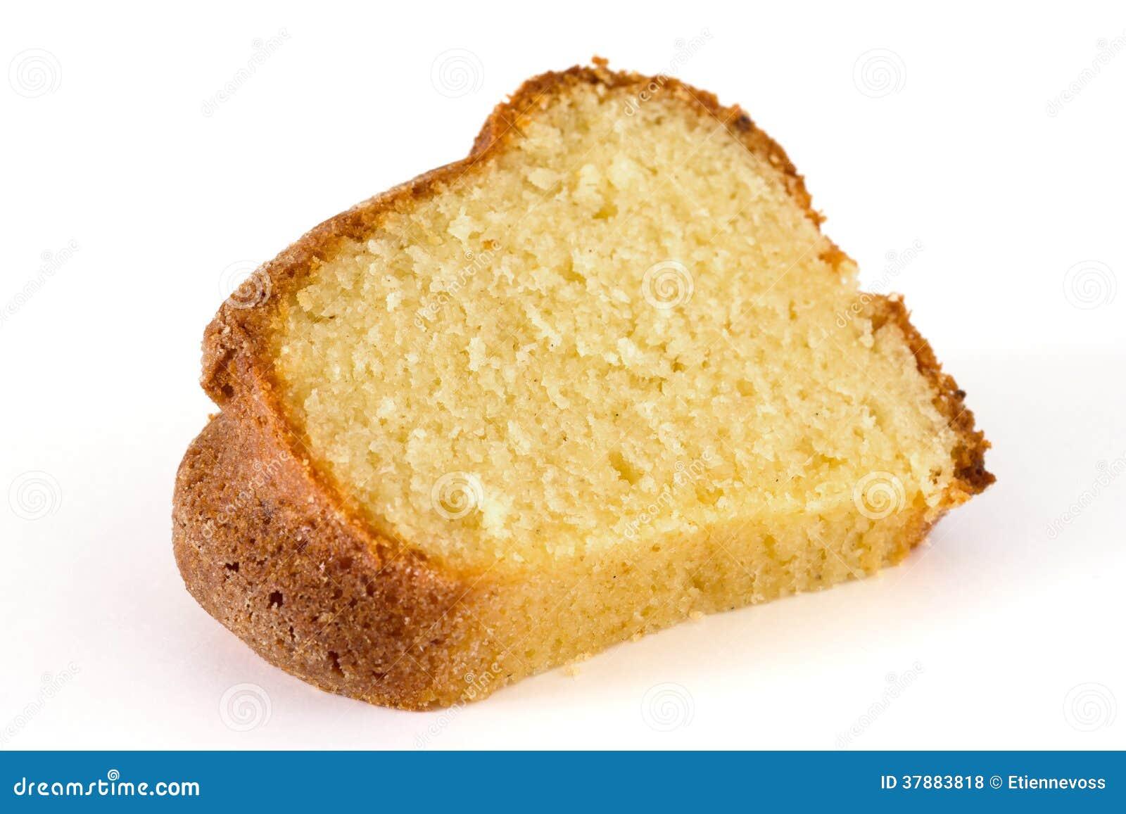 Spons, van madera of van het pond cake