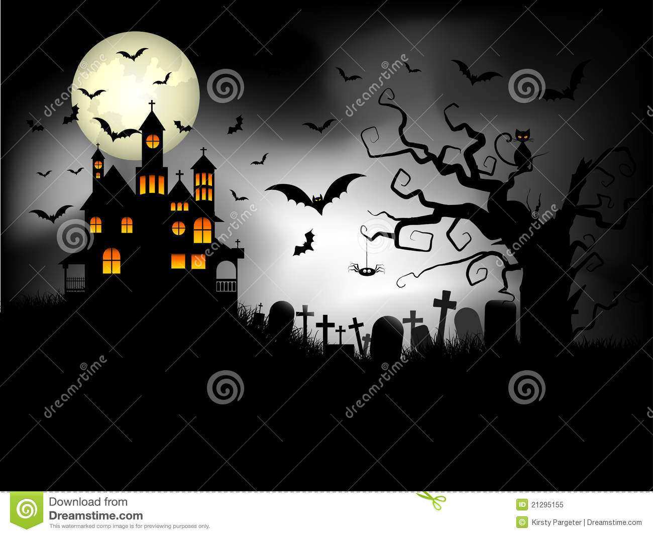 spooky halloween background royalty free stock photo - Spooky Halloween Pictures Free