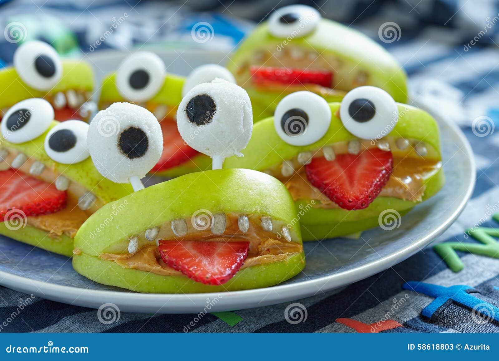 Easy Halloween Healthy Food Ideas