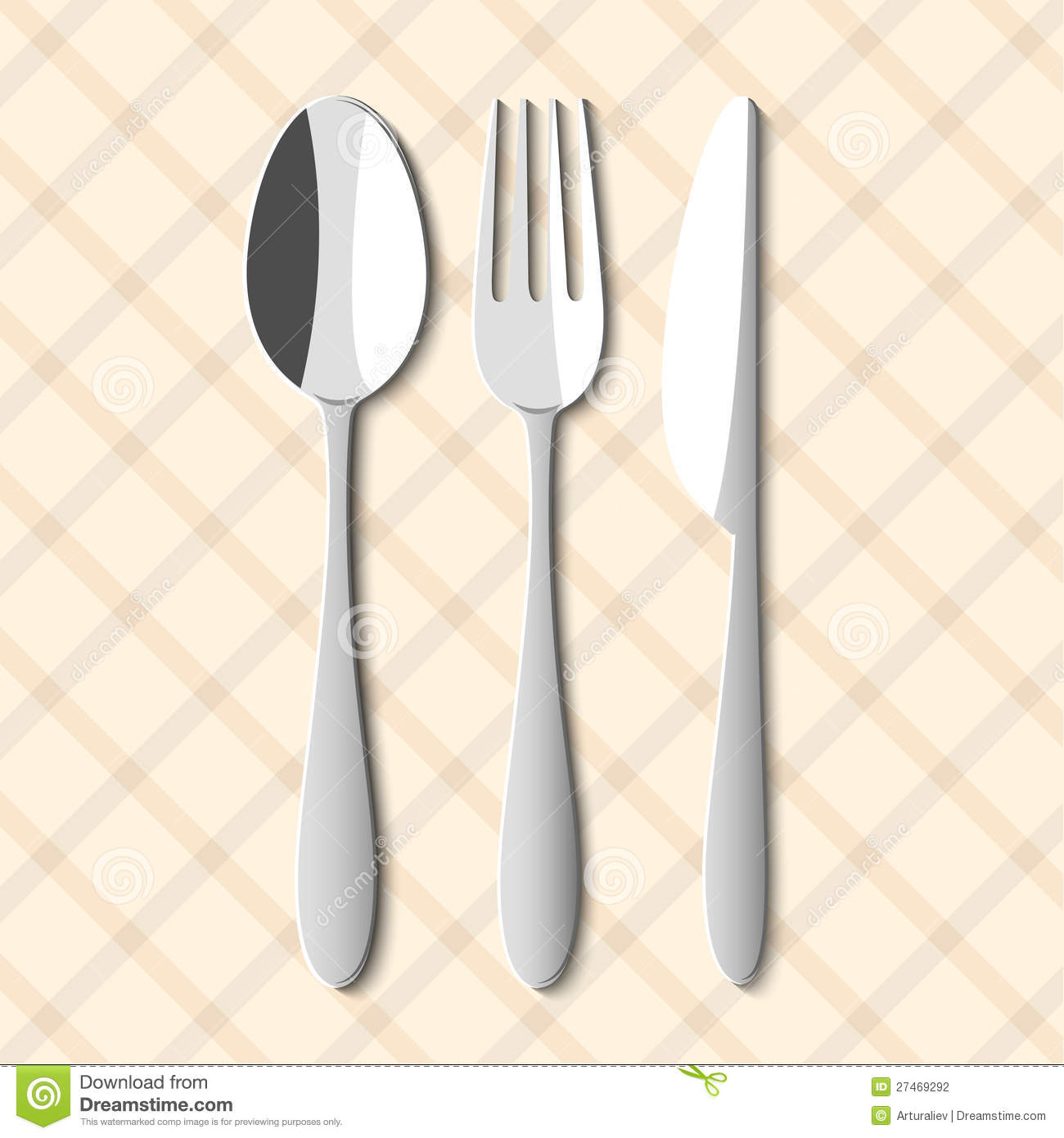 how to clean knifes forks and spoons
