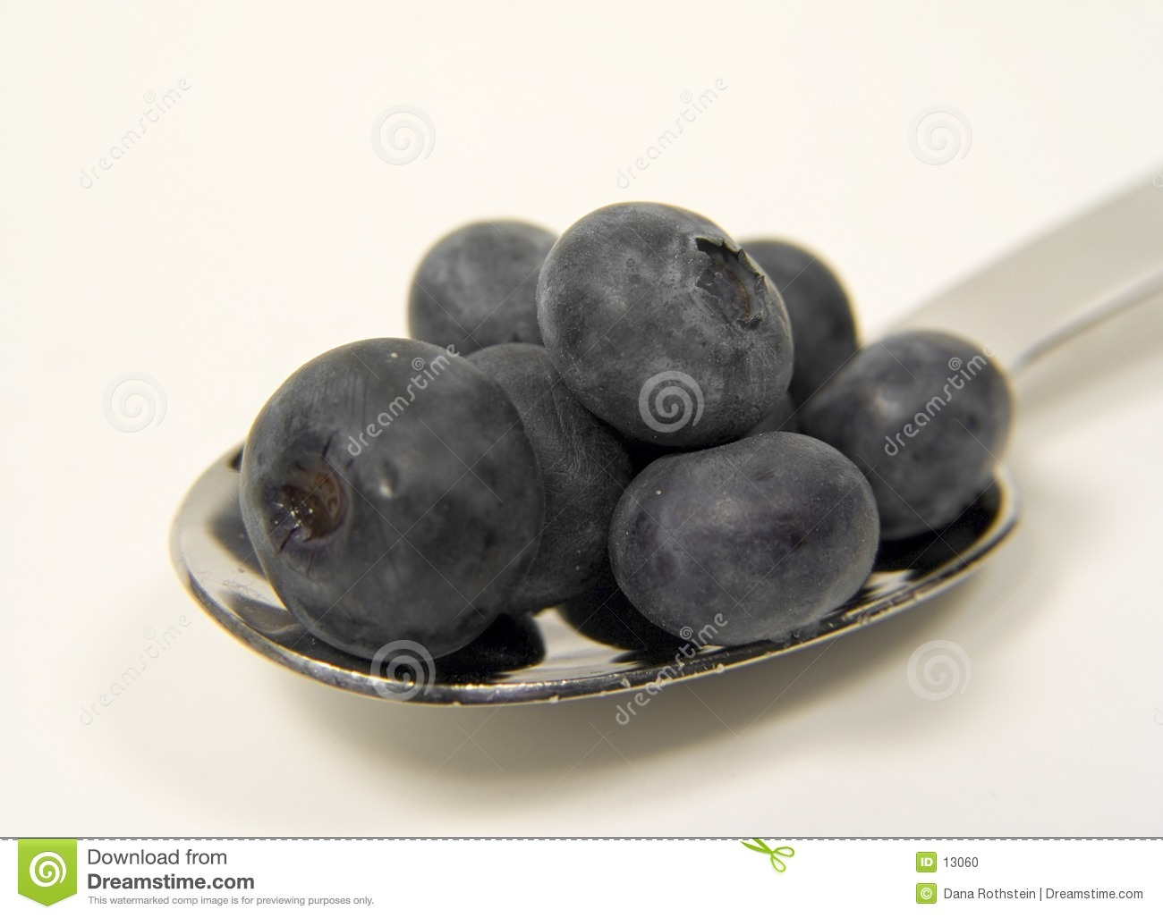 Spoonful of Blueberries