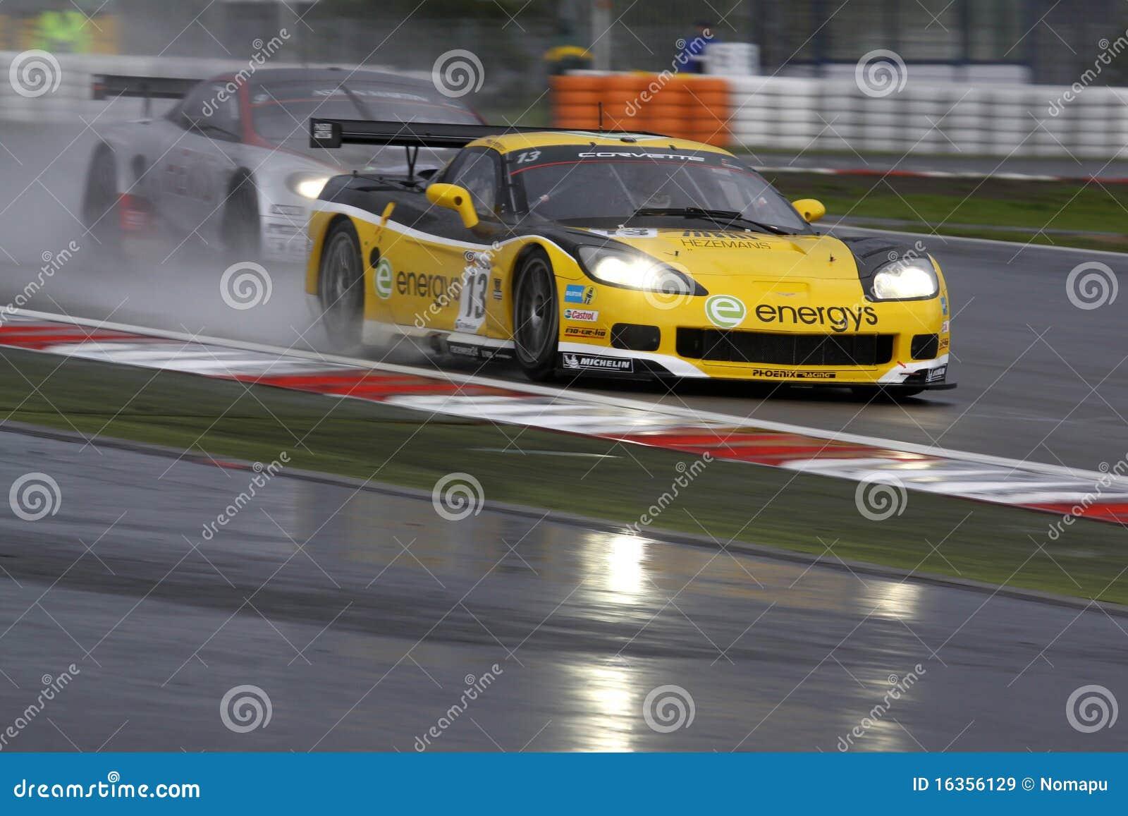 Sport-Auto, Korvette Z06 (FIA GT)