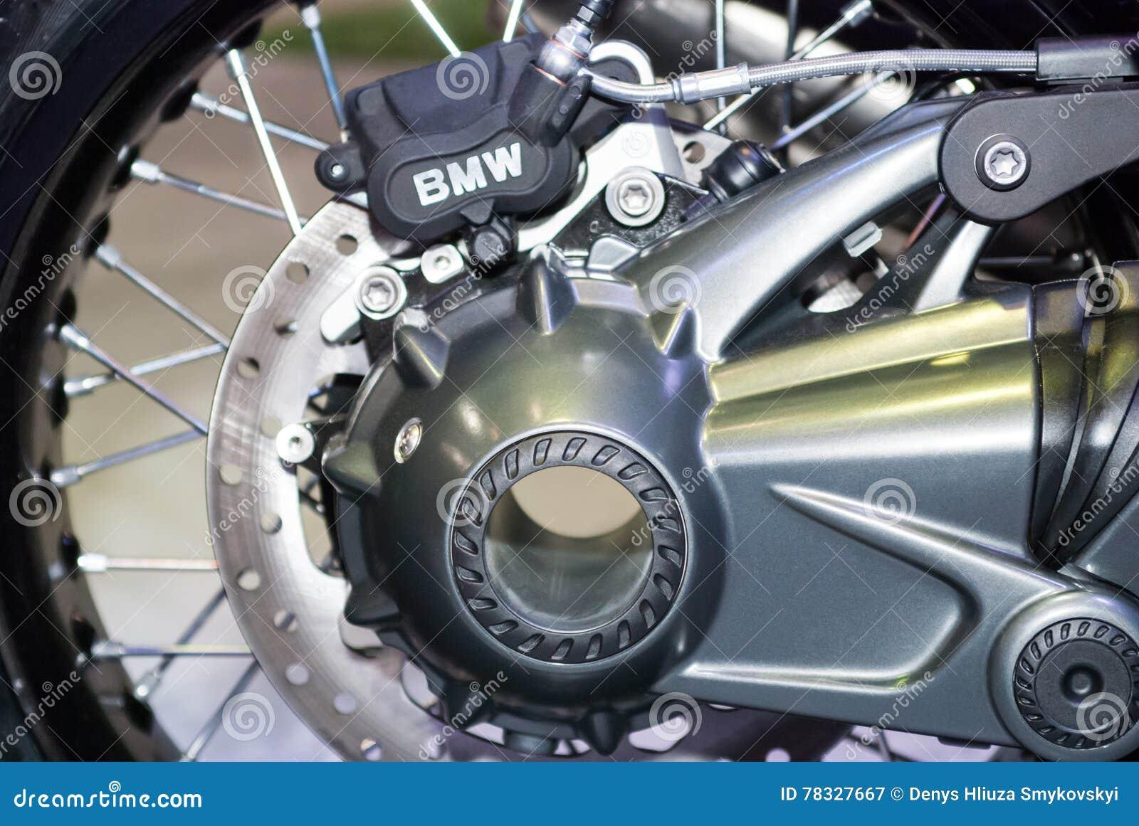 Sport bike-details