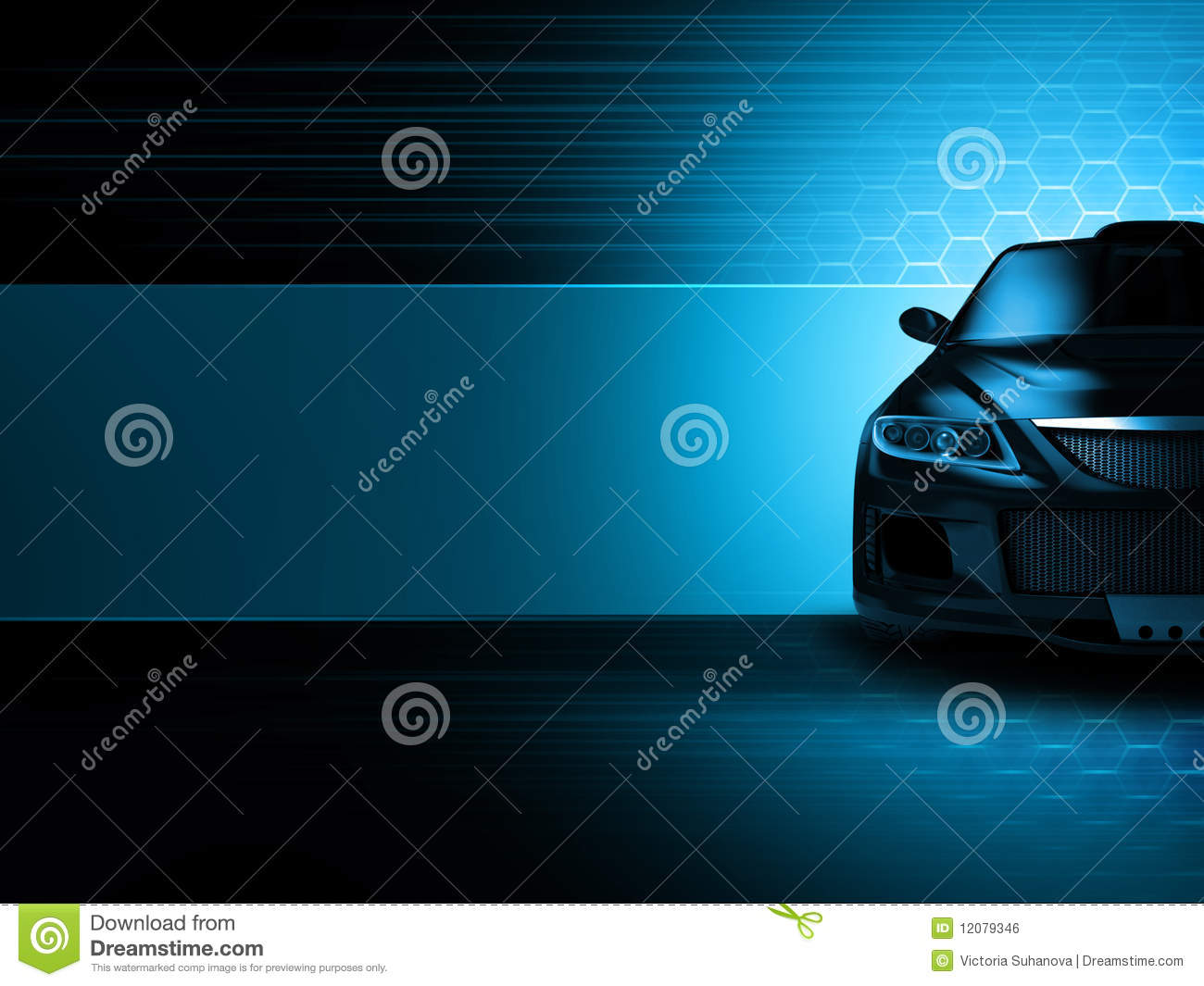 Abstract Sports Background Royalty Free Stock Image: Sport Car Background Royalty Free Stock Image