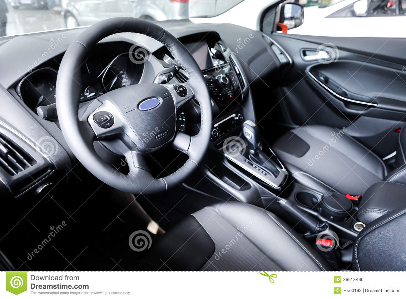 sport car interior cab stock photo image 39613460. Black Bedroom Furniture Sets. Home Design Ideas