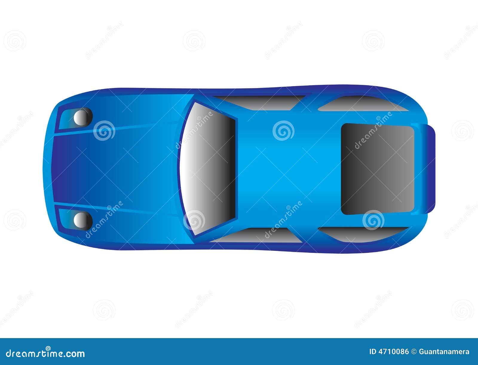 Sport car top view editorial photo image of motoring 4710086 - Voiture vue de haut ...
