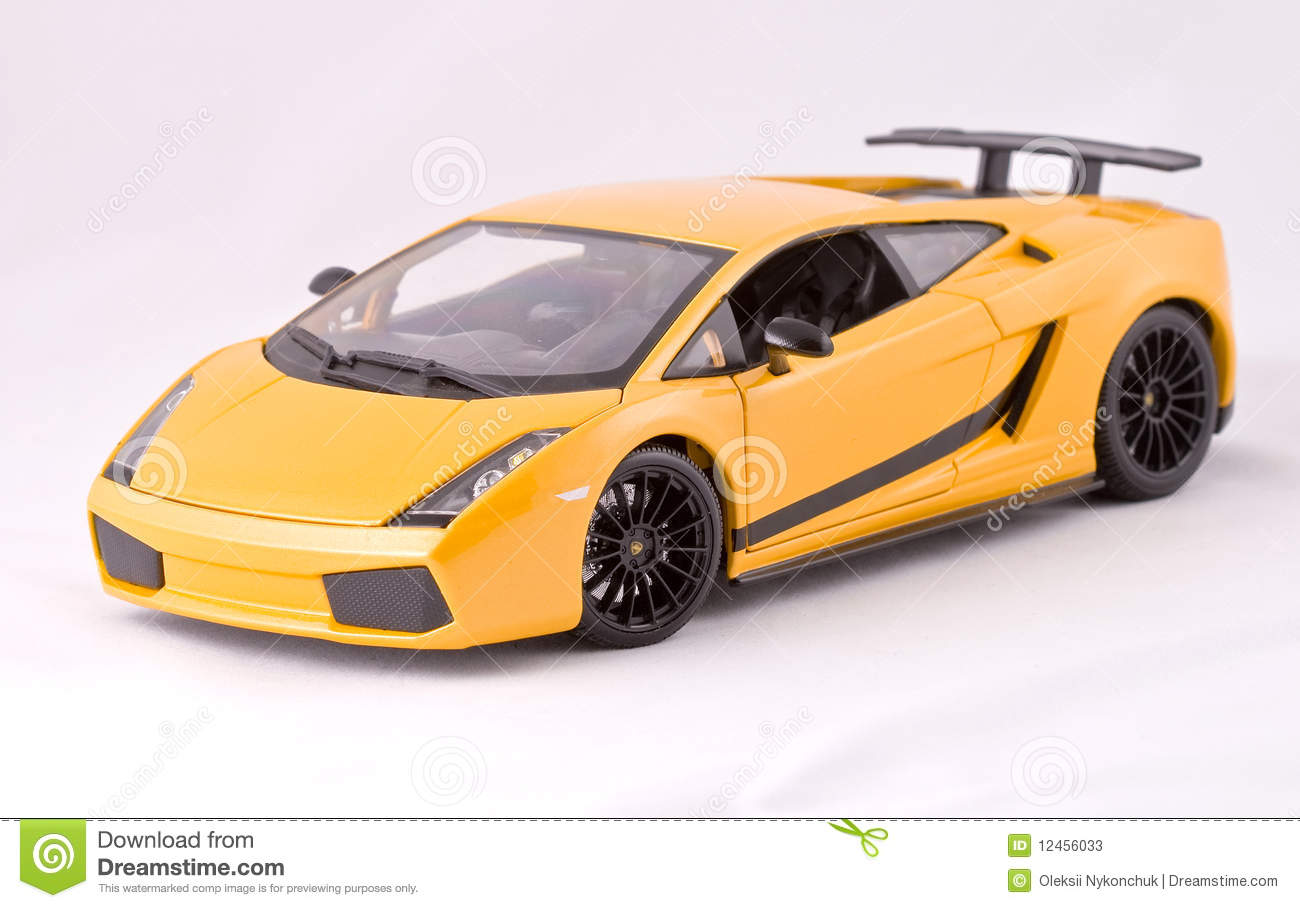 Sport Car Toy Stock Image Image Of Racecar Drive Child 12456033