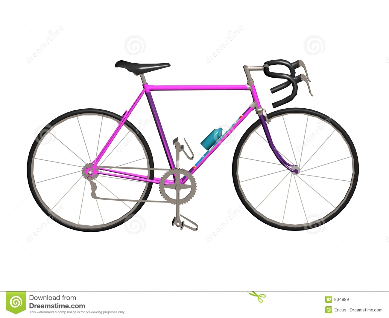Sport Cycle Royalty Free Stock Images - Image: 804989