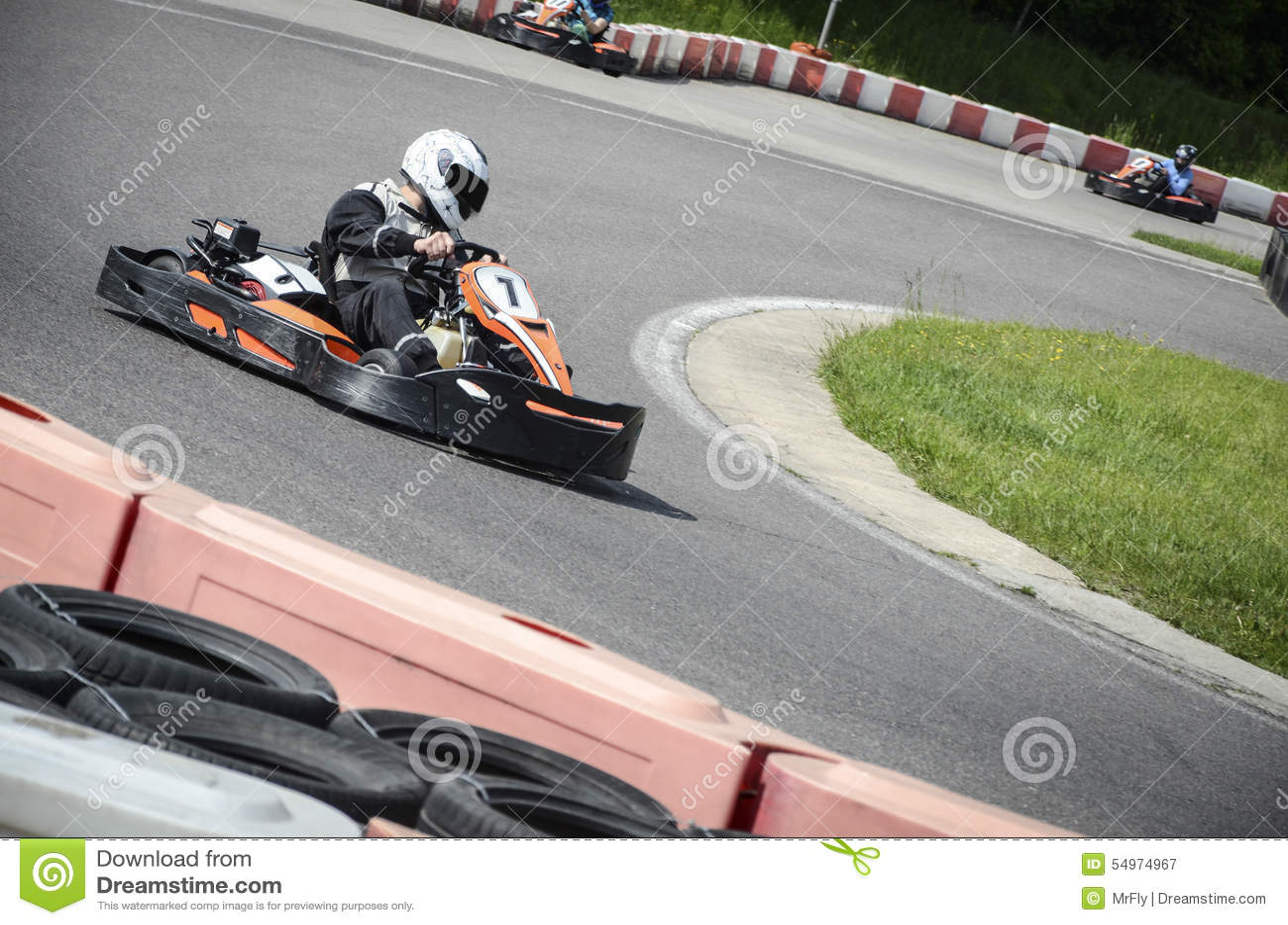Sport de Karting