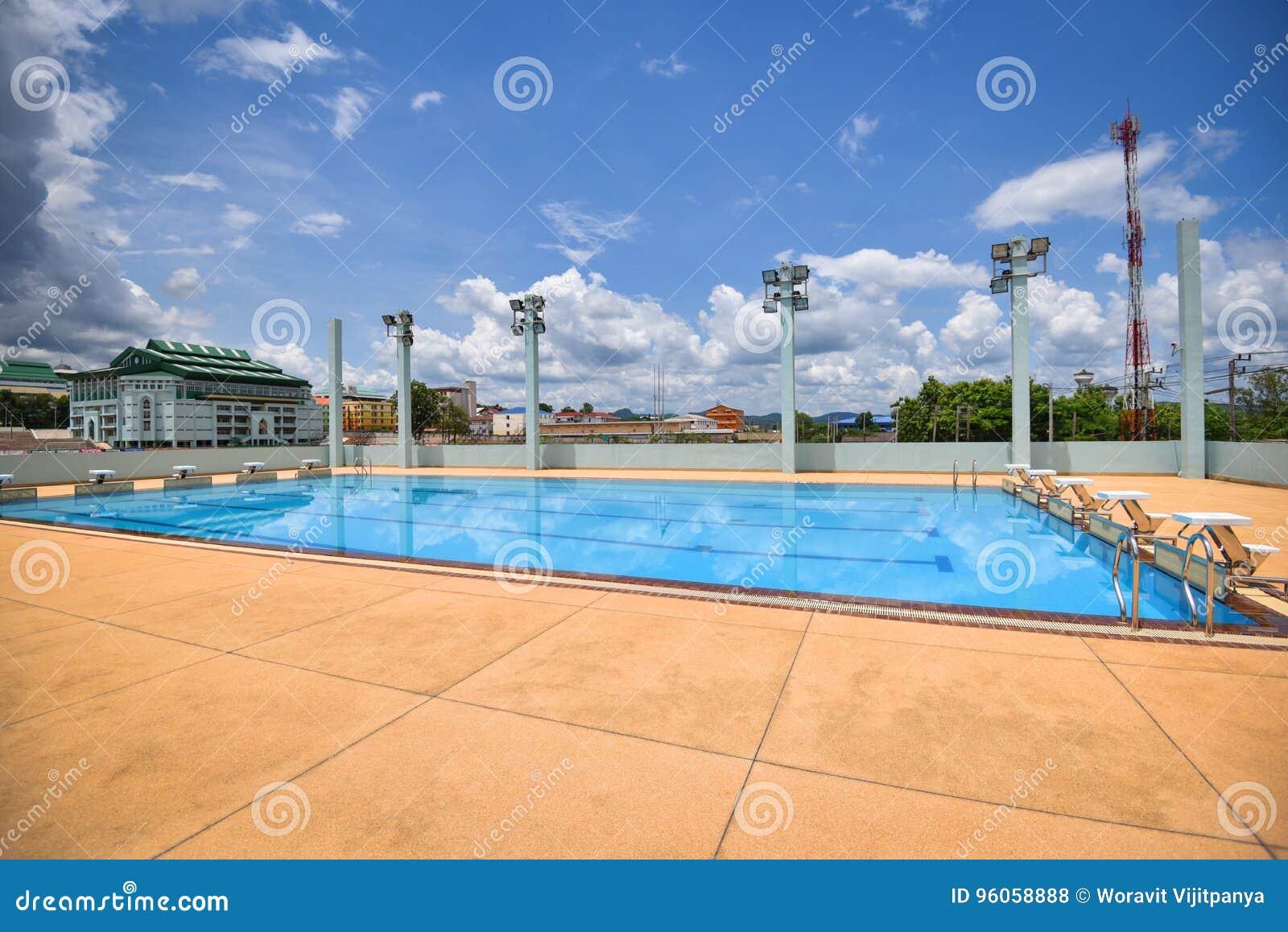 Sport de piscine