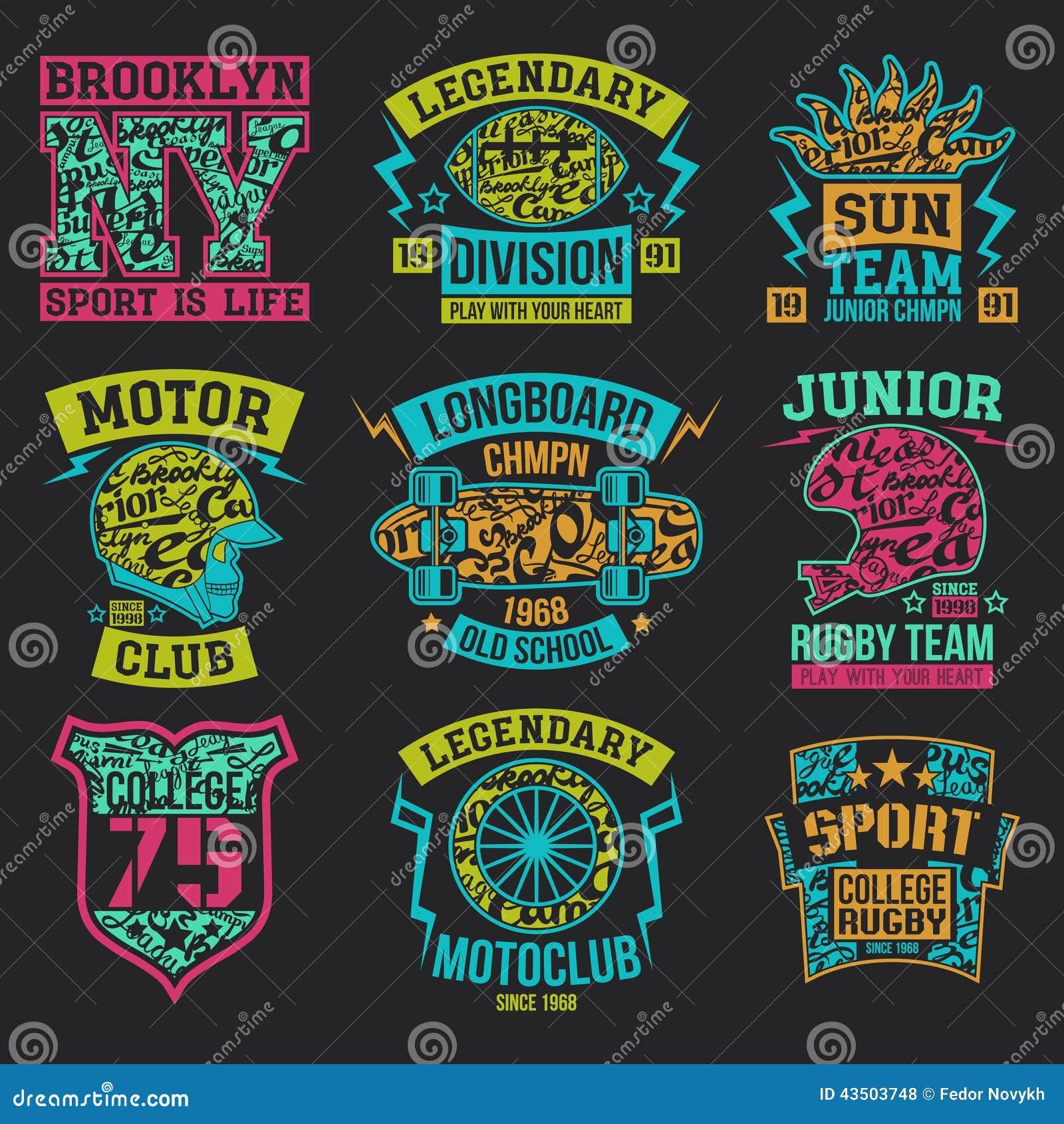 Longboard T Shirt Designs