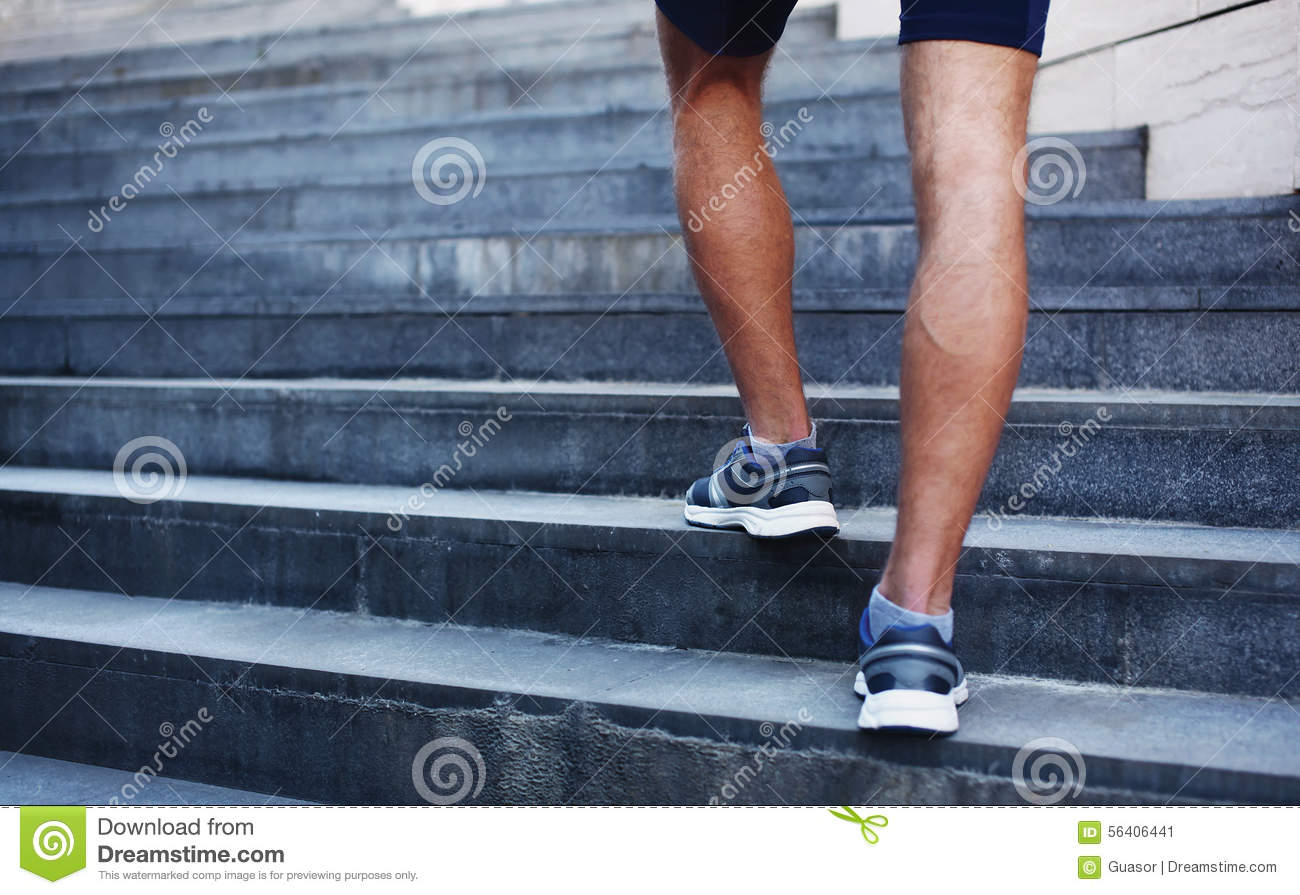 Sport, fitness and healthy lifestyle concept - man running