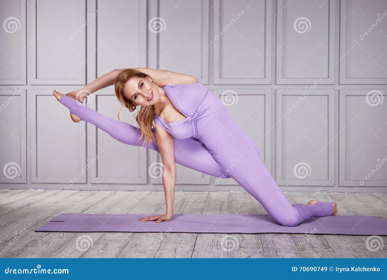 Sport kobiety kostiumu joga