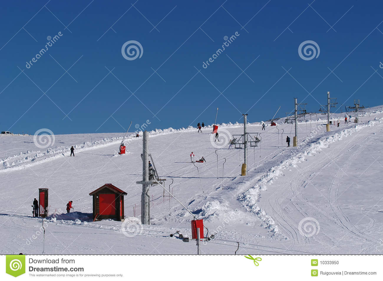 Sport and recreation in the snow