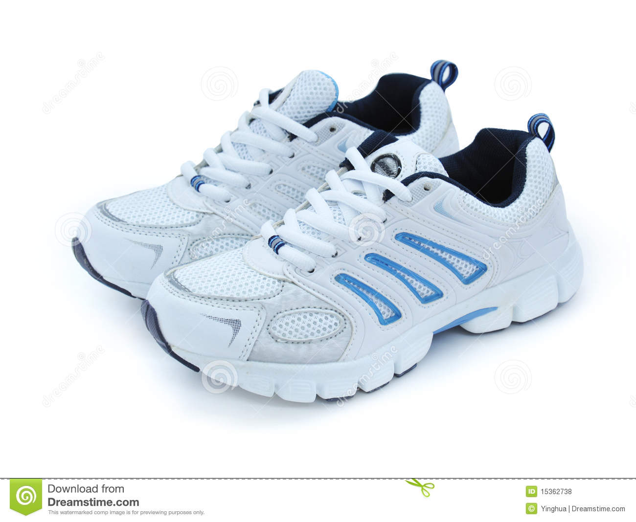 Sport Shoes Royalty Free Stock Photos - Image: 15362738