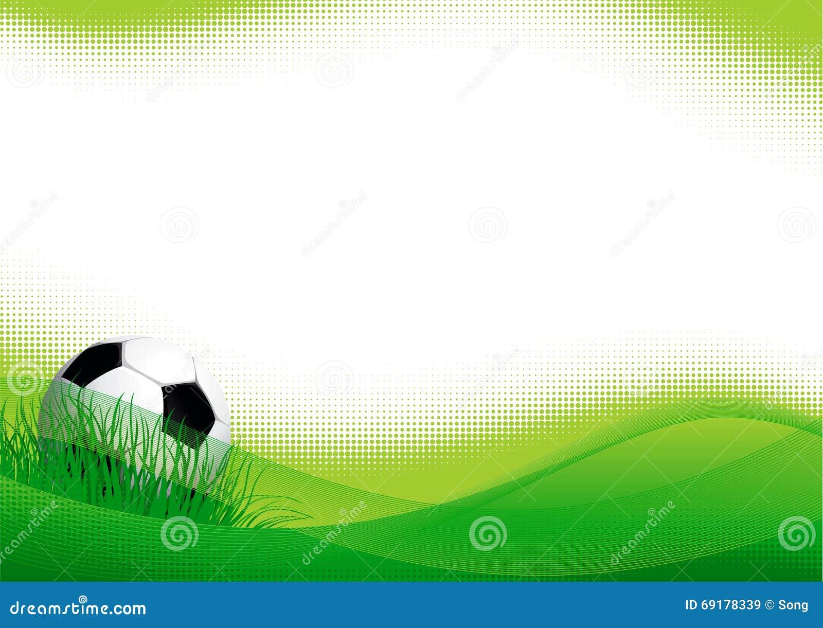 Sport Soccer Background Stock Vector - Image: 69178339