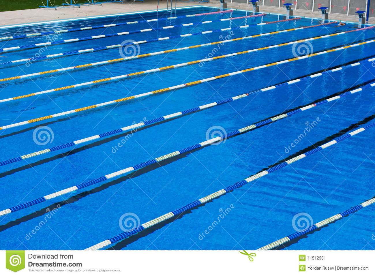 Sport swimming pool stock image image 11512301 for Sport pools pictures