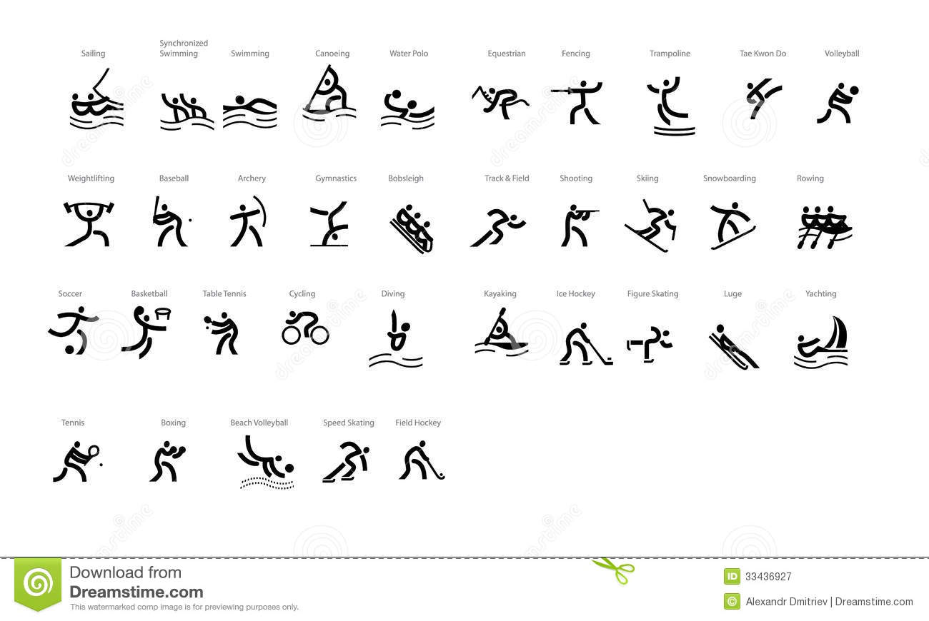 sport vector icons olympyc games stock vector free hockey clipart graphics clipart hockey gratuit