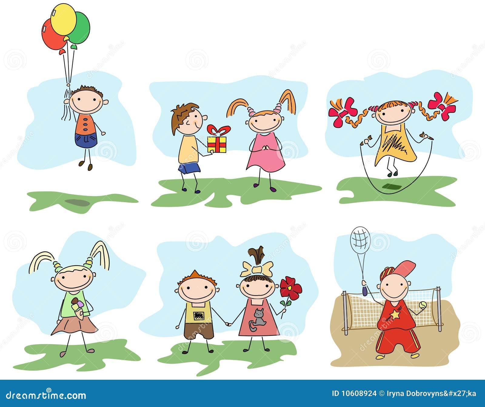 Citaten Vrije Tijd : Sport vrije tijd en vriendschap vector illustratie