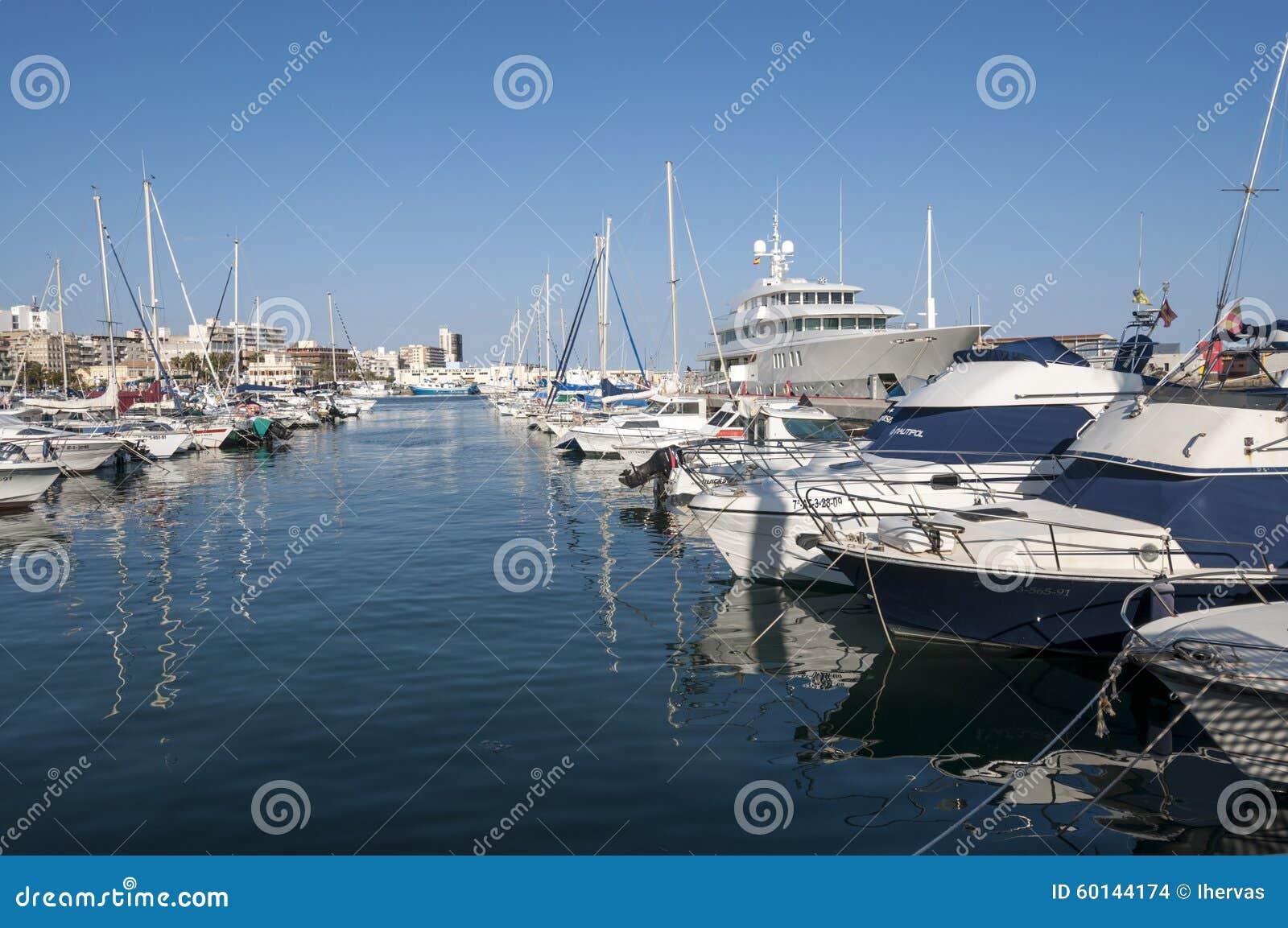 Sporta port Santa Pole