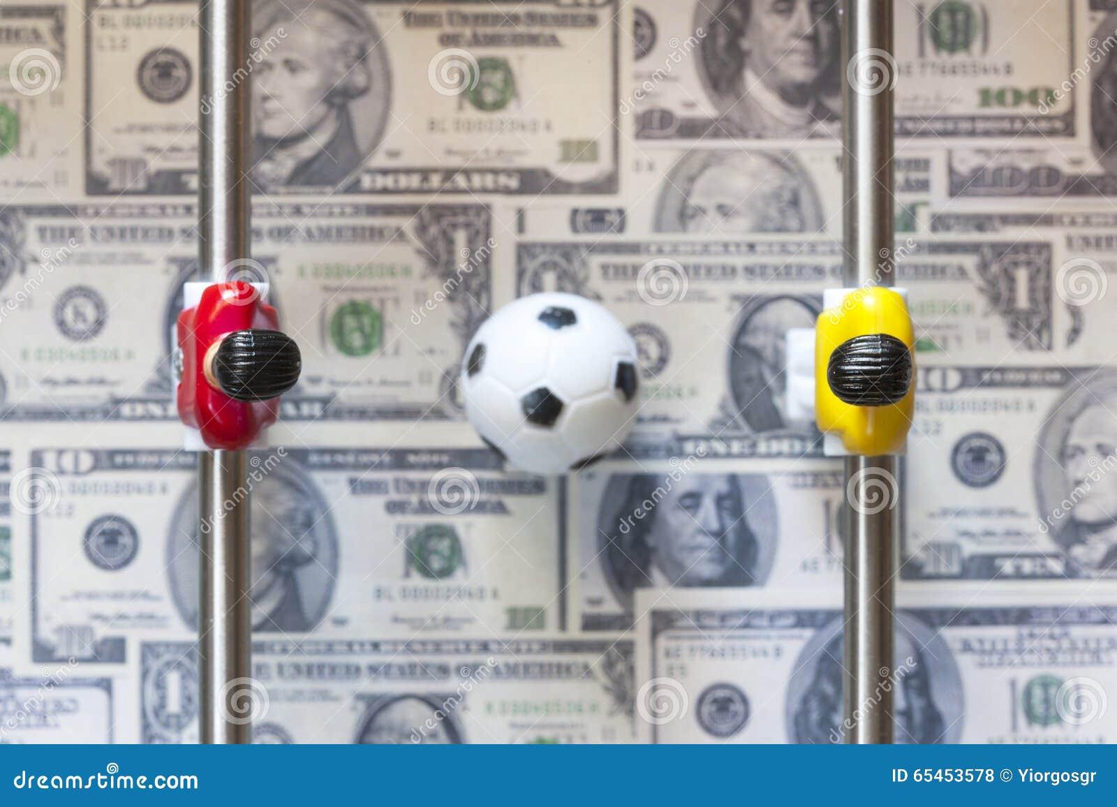 Sportar och pengar