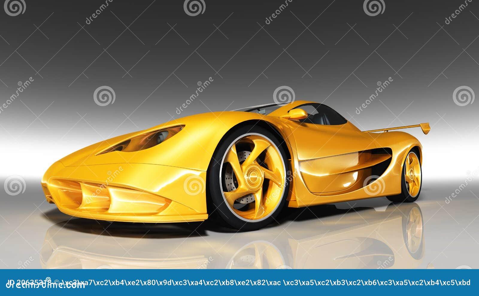 sportauto stock abbildung illustration von unterhaltung 20635318. Black Bedroom Furniture Sets. Home Design Ideas