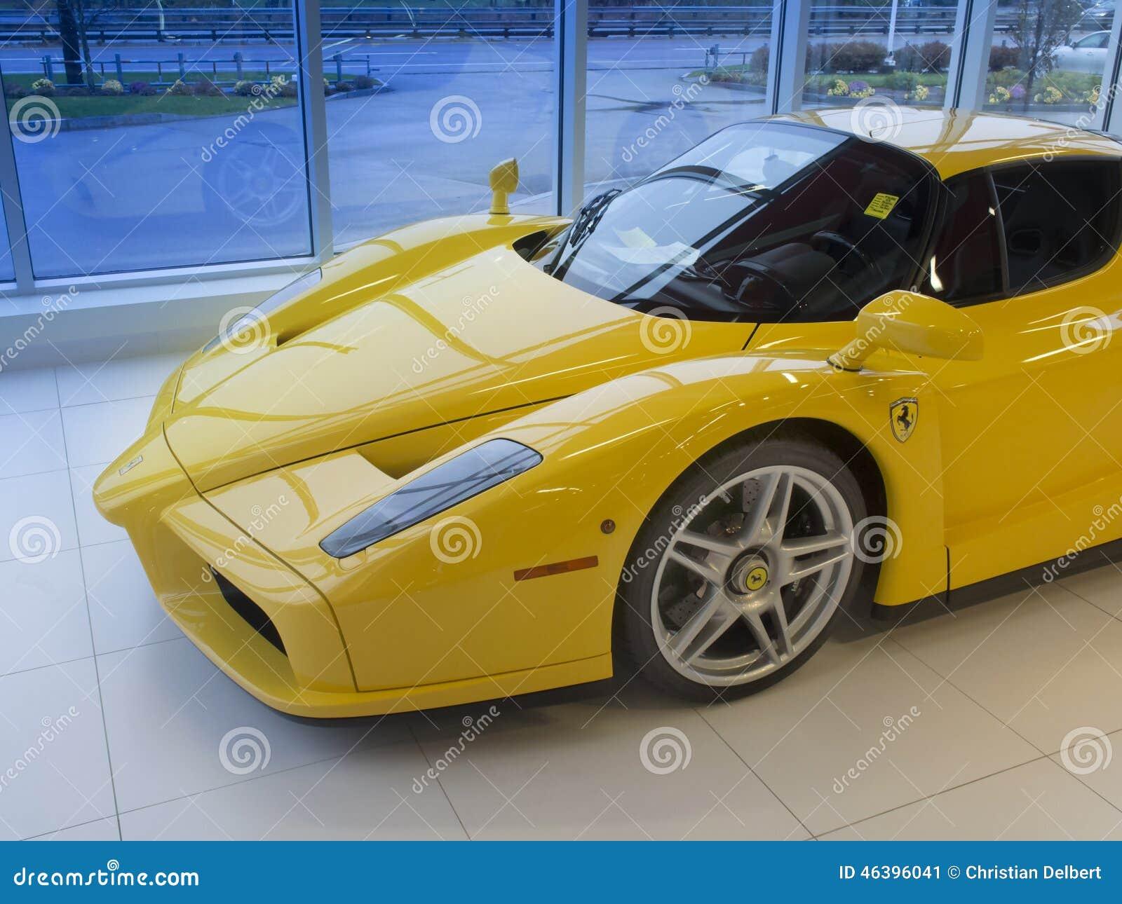 Sportauto Enzo Ferraris V12