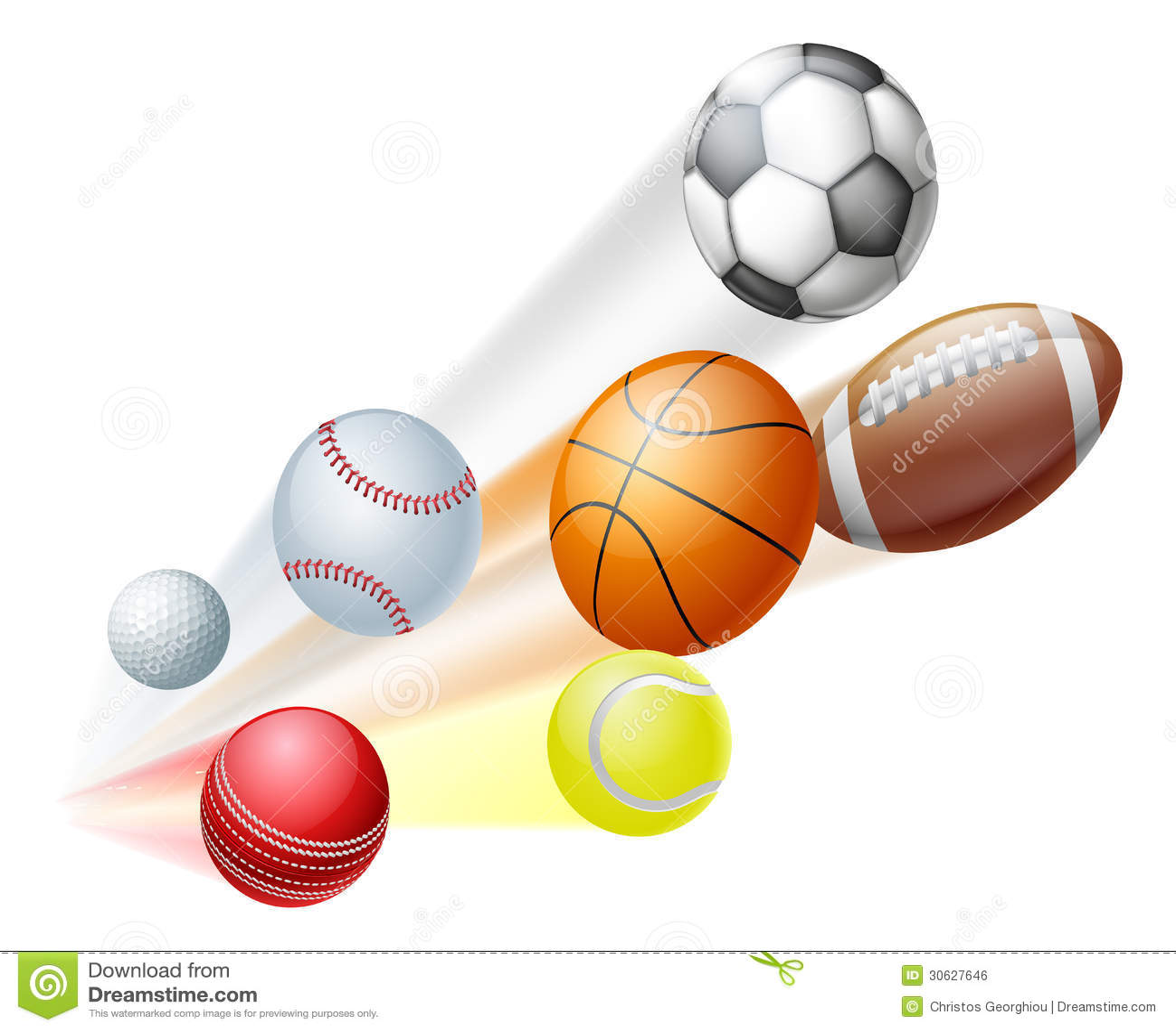 Sportbollbegrepp