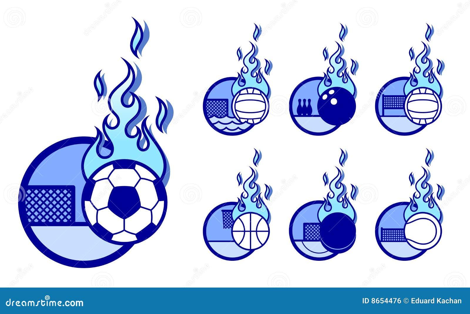 Sportfire de graphismes