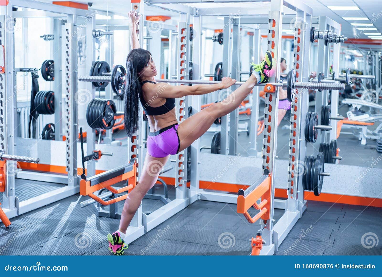 Schön bodybuilder frau Manchmal haben
