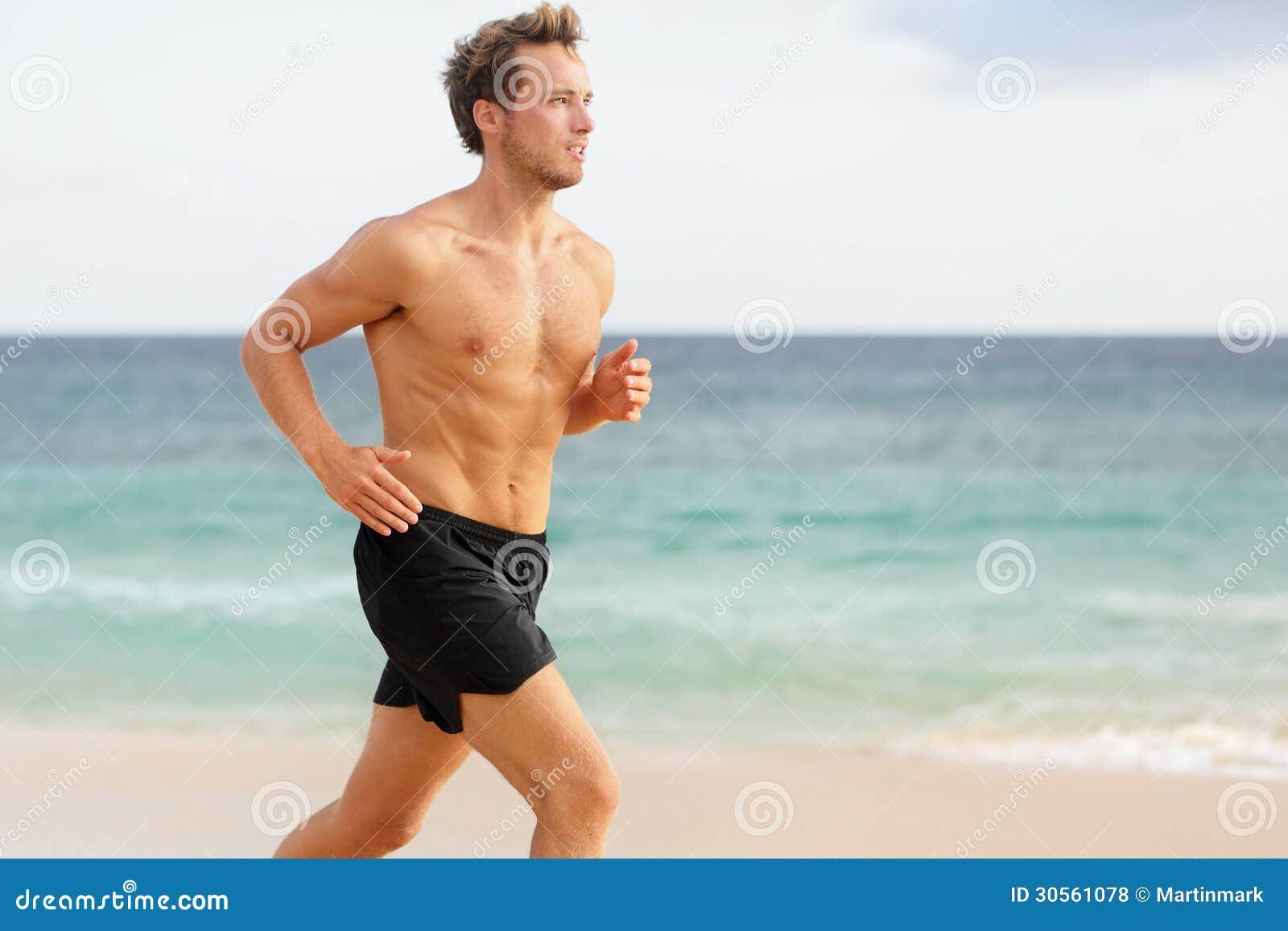 Sportmens het lopen