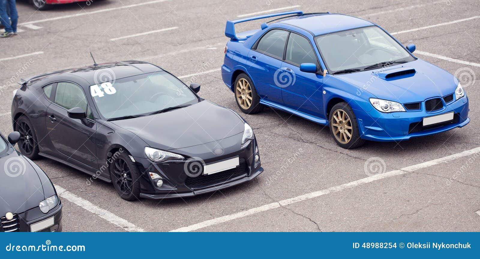 Sportowi samochody
