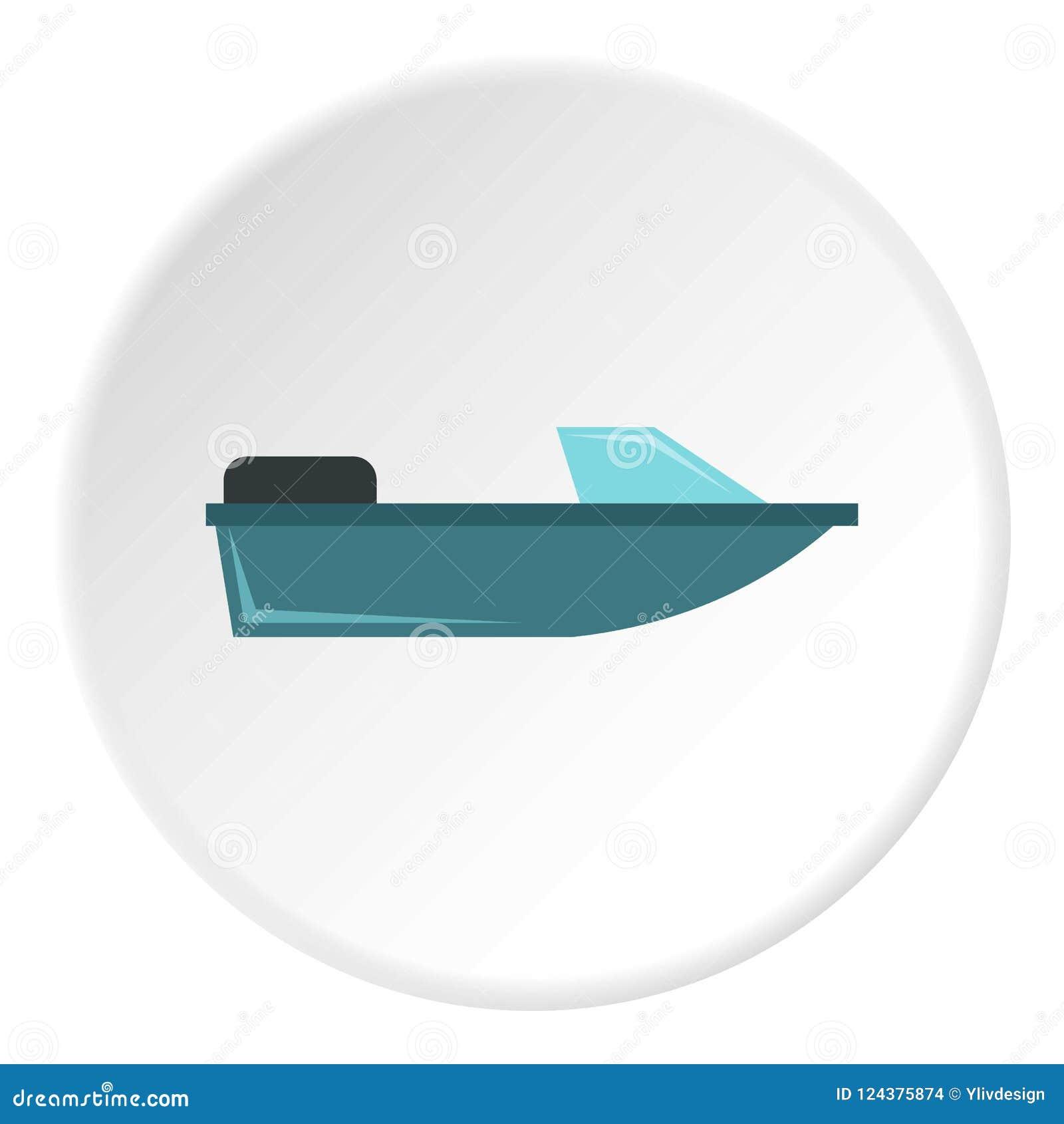 Sportpowerboatsymbol, lägenhetstil